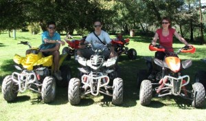 quad biking near plettenberg bay