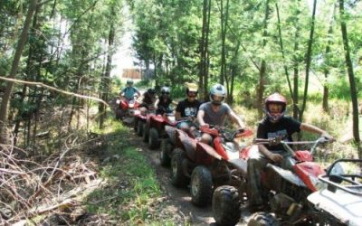 Quad Biking at Southern Comfort Ranch